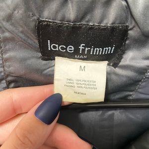lace frimmi Jackets & Coats - Zip up vest